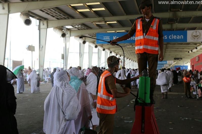 رجال-امن-السعودية-بالحج (17)