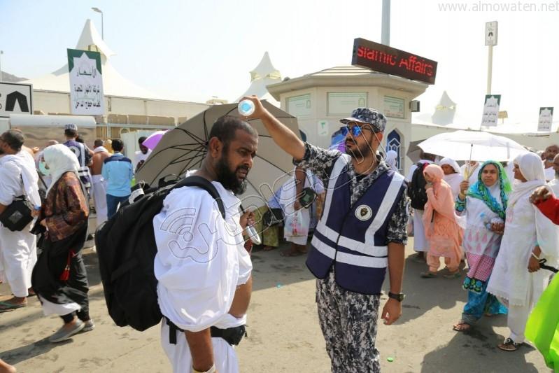 رجال-امن-السعودية-بالحج (20)