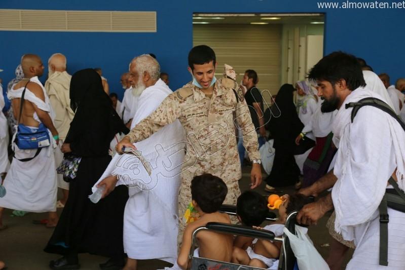 رجال-امن-السعودية-بالحج (27)