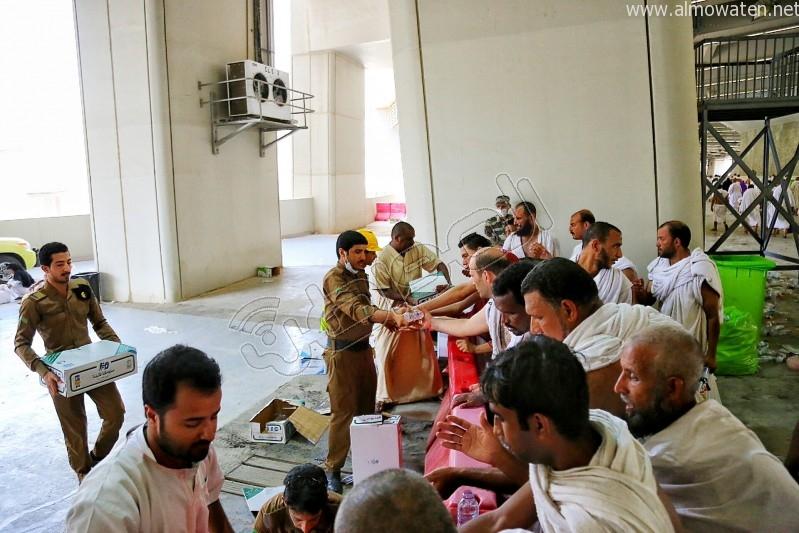رجال-امن-السعودية-بالحج (3)