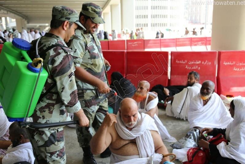 رجال-امن-السعودية-بالحج (31)
