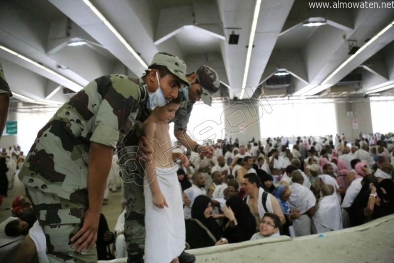 رجال-امن-السعودية-بالحج (5)