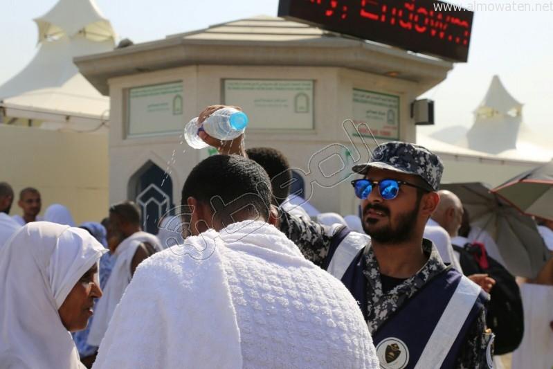 رجال-امن-السعودية-بالحج (7)