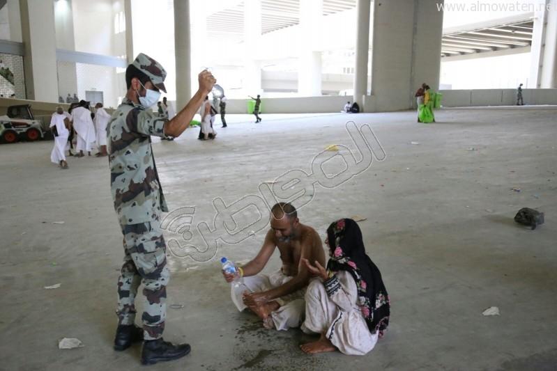 رجال-امن-السعودية-بالحج (9)