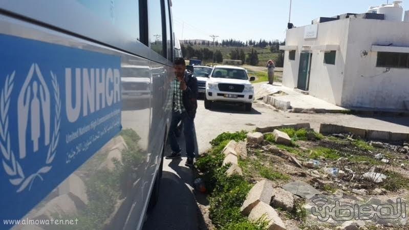 رحلة الوفد الاعلامي للأردن ولبنان مع مفوضية الأمم المتحدة17