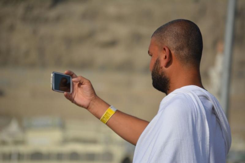 رحلة ضيوف الرحمن من مكة إلى مشعر منى فجر اليوم (313412376) 