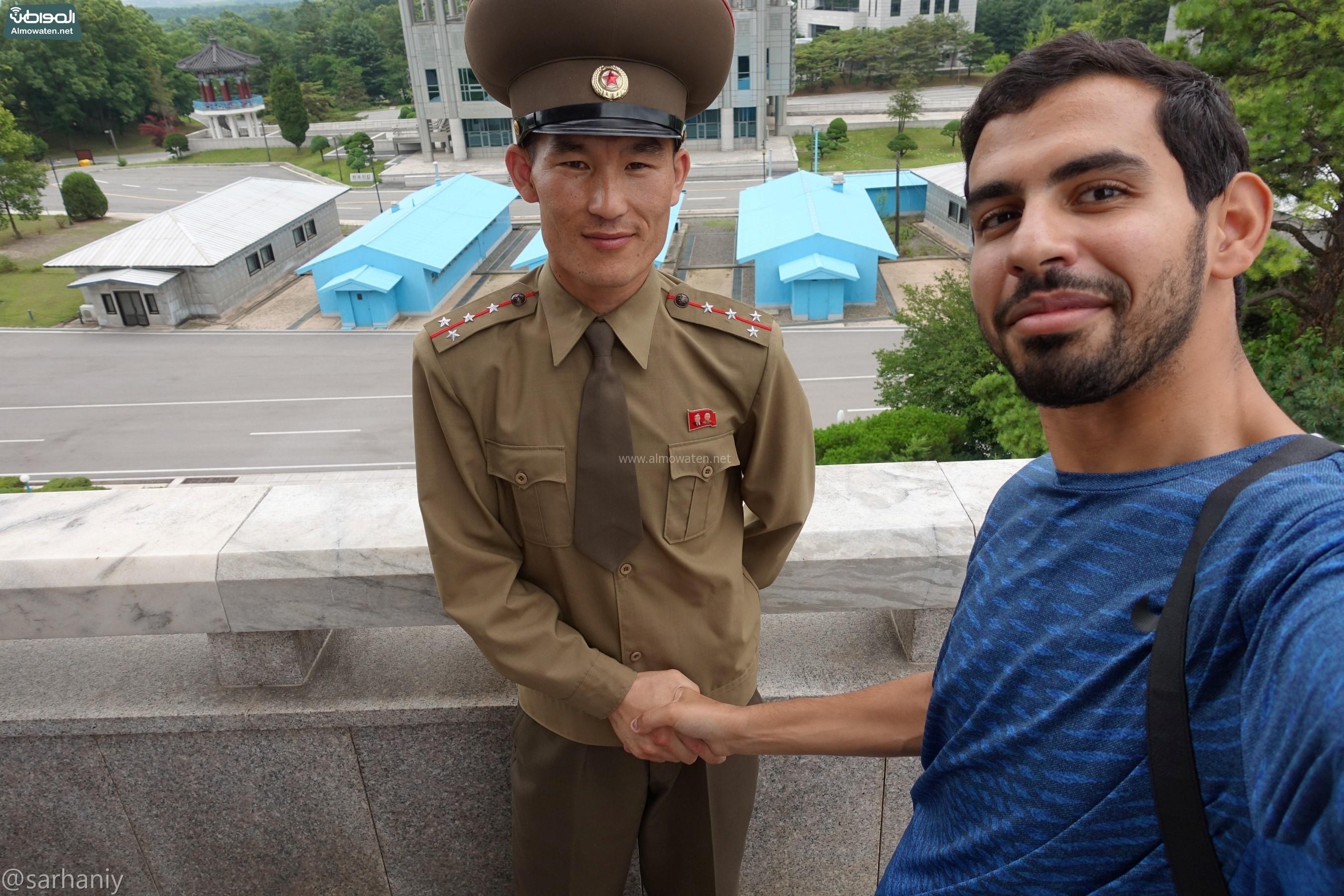 رحلة مغامر سعودي بكوريا الشمالية (4)