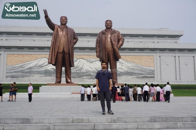 رحلة مغامر سعودي بكوريا الشمالية (6)