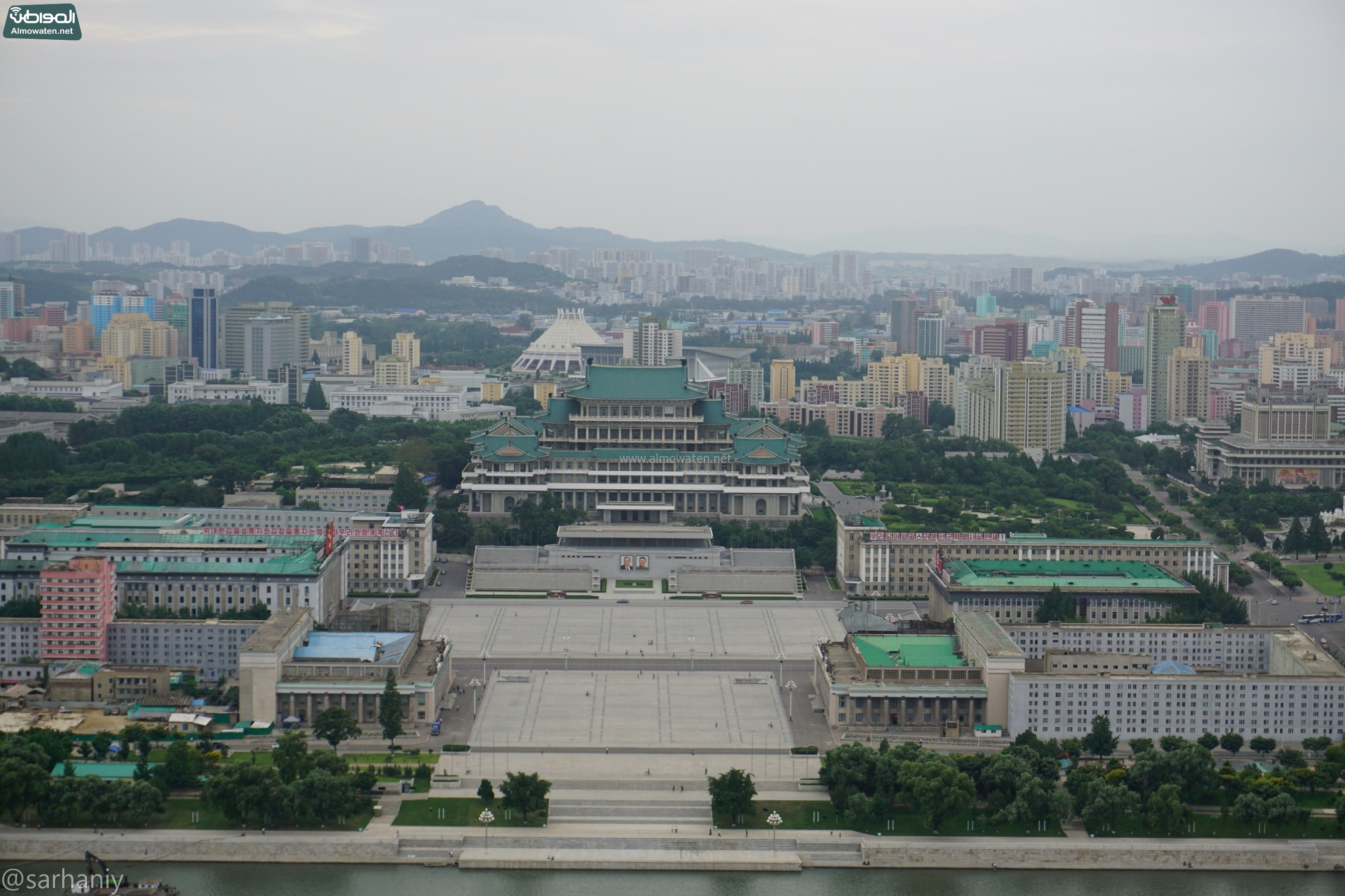 رحلة مغامر سعودي بكوريا الشمالية (7)
