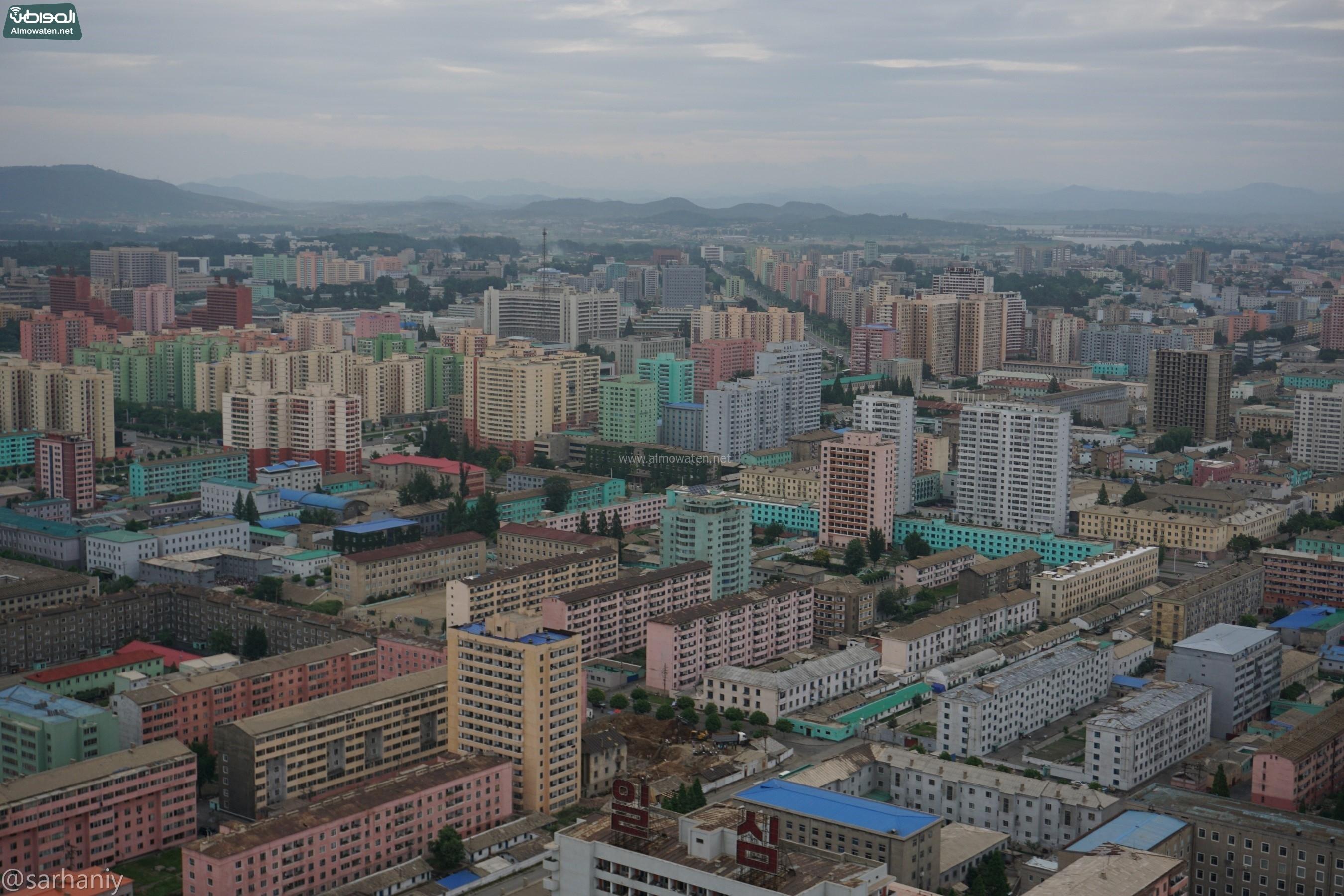 رحلة مغامر سعودي بكوريا الشمالية (8)