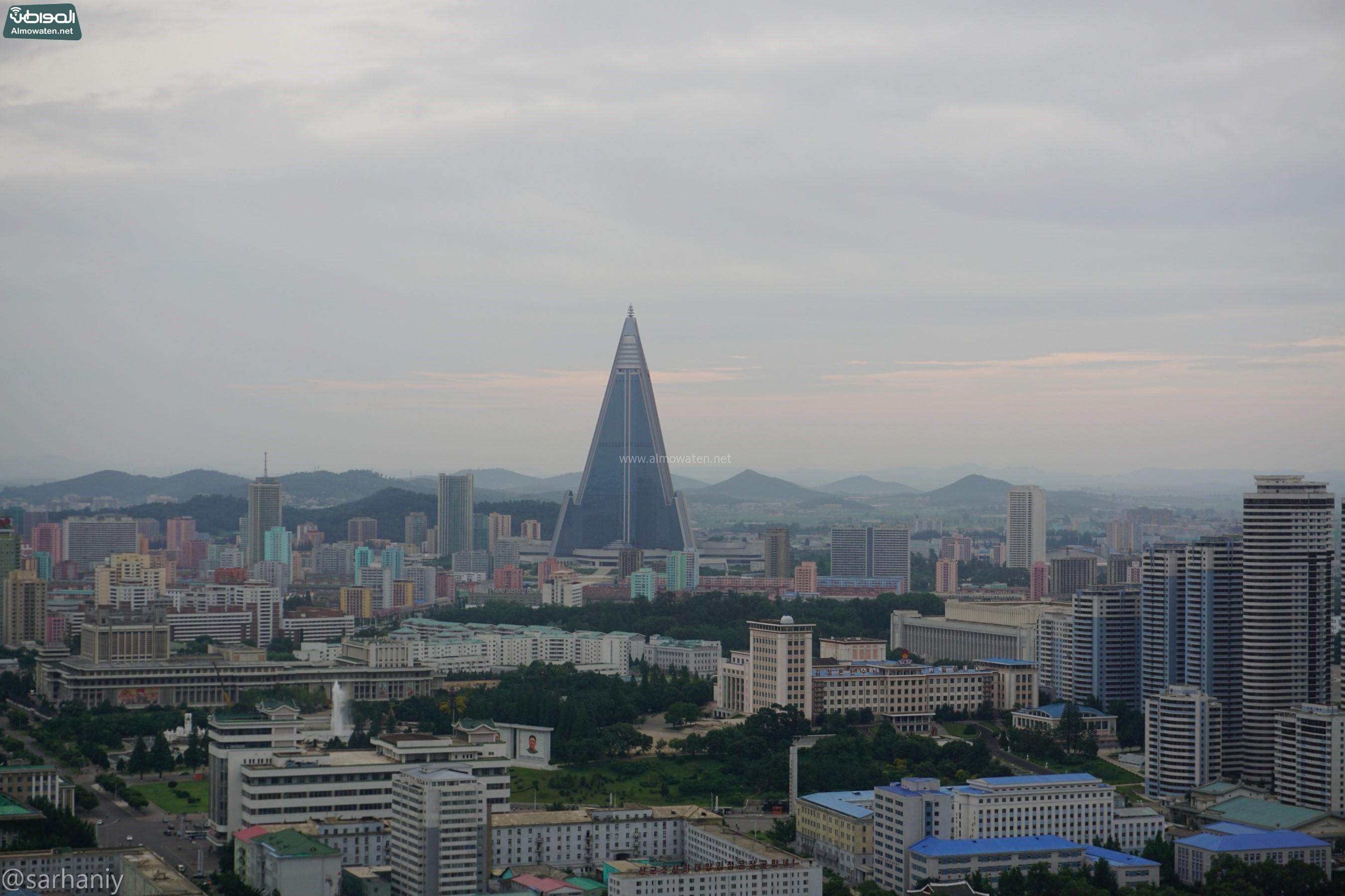 رحلة مغامر سعودي بكوريا الشمالية (9)