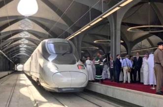 الفيصل ونائبه يستقلان أول رحلة تجريبية لقطار الحرمين بين مكة وجدة - المواطن