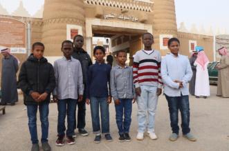 رحلة وبرامج متنوعة لـ 26 يتيما لمدة 10 أيام من دور إيواء الرياض