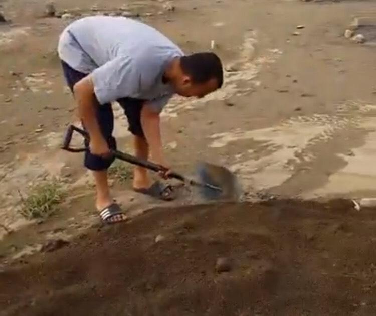 ردم مقابر الحي الشمالي (1)