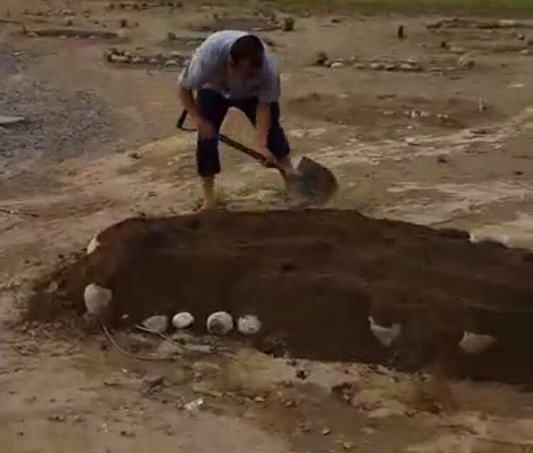 ردم مقابر الحي الشمالي (7)