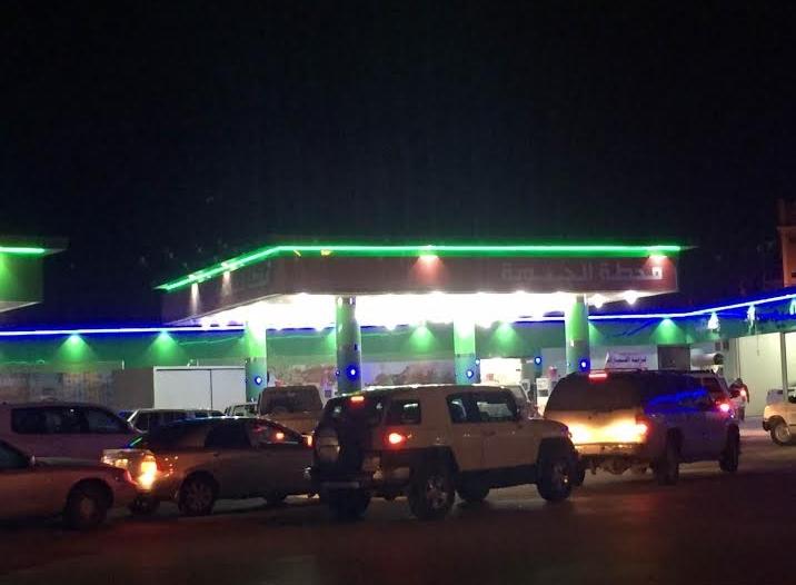 أهالي #الخرج : أنقذونا من جشع أصحاب محطات الوقود