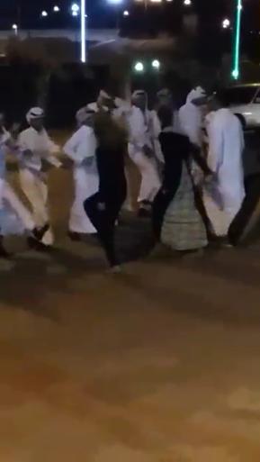 فنون #الباحة تنفي علاقتها بمقطع فيديو رقص أوروبيات - المواطن