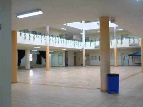 ساحة مدرسة رمزية