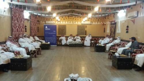 لقاء رمضاني للرجال أعمال ومدراء الشركات في غرفة الخفجي ...