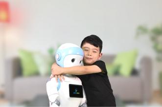 روبوت تربية الأطفال (1)