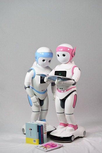 روبوت تربية الأطفال (3)