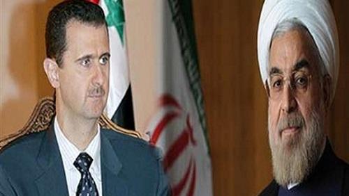 روحاني-الأسد