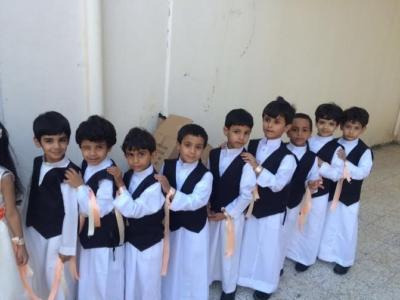 روضة الموهوبين بـ #الباحة تحتفل بتخرج 135 طفلا على طريقتها الخاصة10