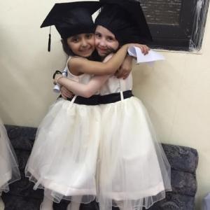 روضة الموهوبين بـ #الباحة تحتفل بتخرج 135 طفلا على طريقتها الخاصة5