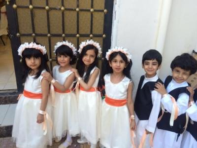 روضة الموهوبين بـ #الباحة تحتفل بتخرج 135 طفلا على طريقتها الخاصة7