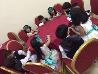 روضة الموهوبين بـ #الباحة تحتفل بتخرج 135 طفلا على طريقتها الخاصة9