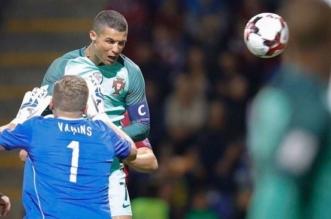 بالفيديو.. شاهد كل ما فعله كريستيانو رونالدو في مباراة البرتغال وروسيا - المواطن