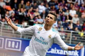 رونالدو يقود ريال مدريد لعبور إيبار في الدوري الإسباني - المواطن
