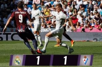 ريال مدريد وايبار