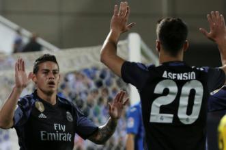 ريال مدريد يخطف صدارة الليجا من برشلونة برباعية ليجانيس - المواطن
