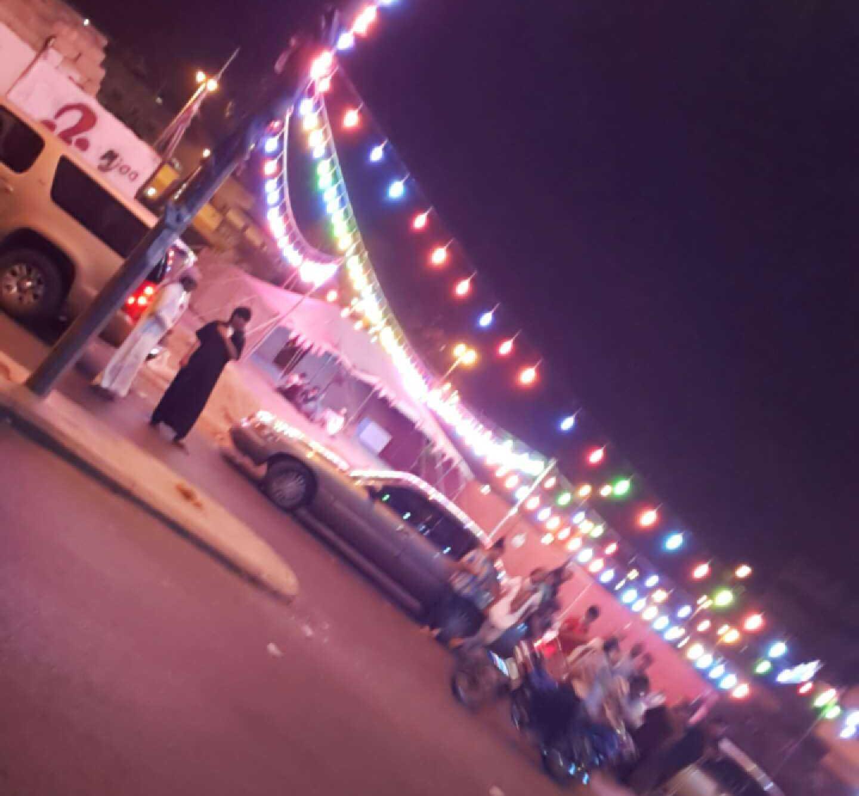 ريان الطائف يستقبل رمضان بالفوانيس والعقود المضيئة (3)