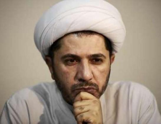 زعيم المعارضه البحرينية