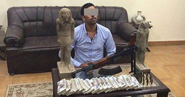 زعيم عصابة خطفت آل سند