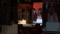 """بالفيديو.. """"زغرودة"""" تفجر موجة من الضحك بأمسية الأمير سعود بن عبدالله الشعرية - المواطن"""