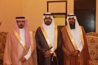 """المهندس """"الجهني"""" يحتفل بزفافه في الرياض"""
