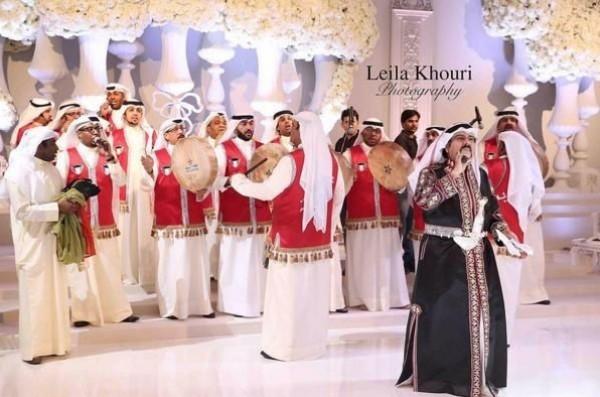 زفاف الكويت 4