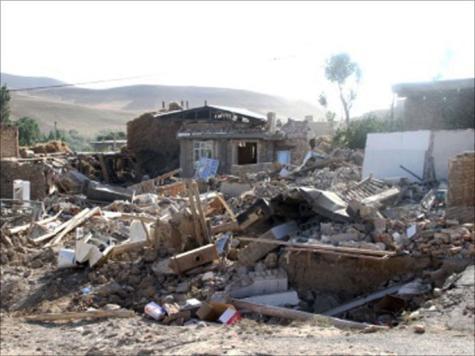 زلزال-إيران