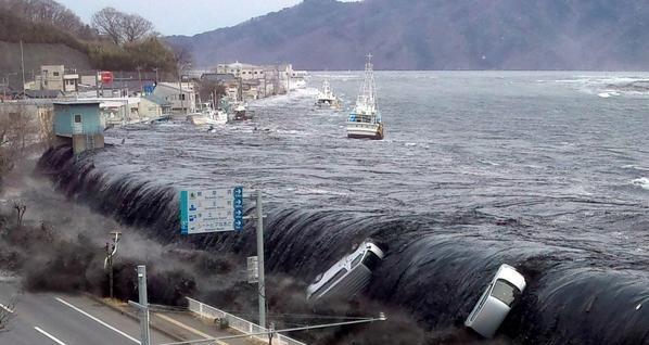 زلزال اليابان (4)