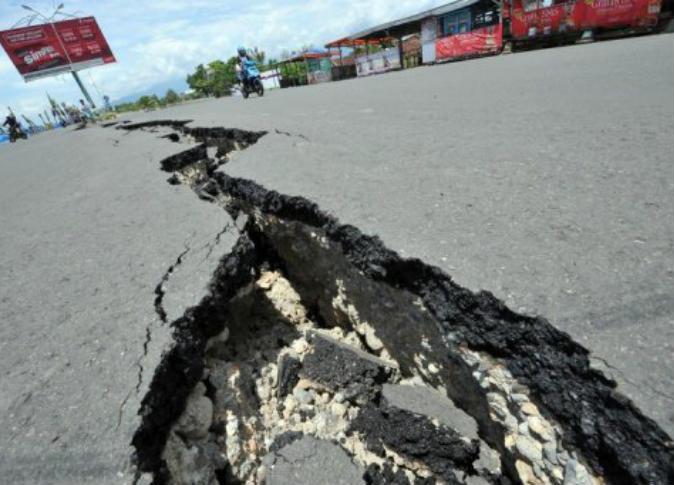 زلزال اندنوسيا
