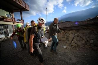 شاهد .. زلزال إيطاليا يُخلّف عشرات القتلى.. والمحتجزون تحت الأنقاض بالمئات - المواطن
