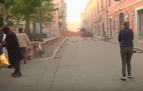 زلزال ايطاليا 4
