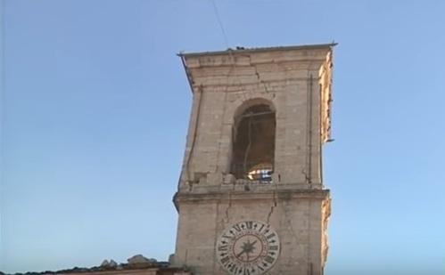زلزال ايطاليا 5