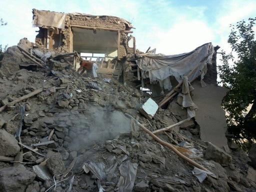 #زلزال_باكستان .. مواطنون تحت الركام وارتفاع عدد الضحايا إلى 311 - المواطن