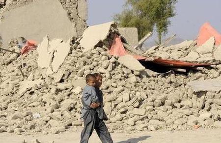 زلزال بقوة خمس درجات يضرب باكستان