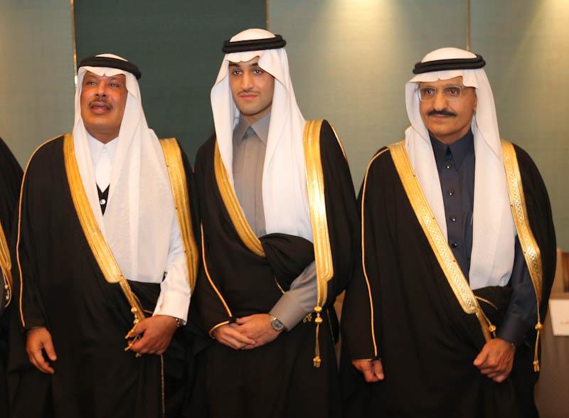 زواج ابنت خالد بن بندر صحيفة المواطن (34669060)  