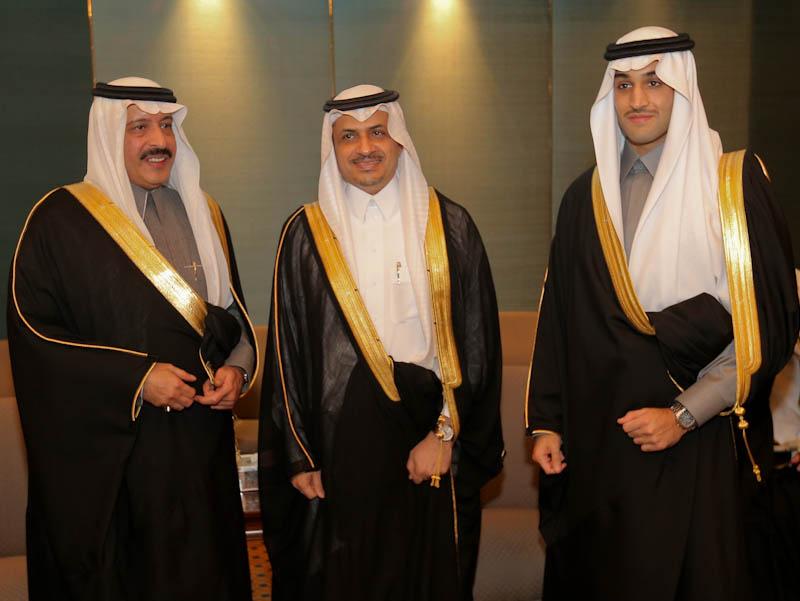 زواج ابنت خالد بن بندر صحيفة المواطن (34669065)  